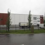 Oy Airam Electric Ab – logistiikkahalli ja toimistotilat Keravalla. Jukka Petersohn hoiti Airamin edustajana rakennuttamistehtävät ja Petsohn Oy toimi osaurakoitsijana.