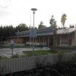 Palvelutalo Vantaan Rekolassa. Rakennuttamistehtävät ja urakointi.
